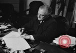 Image of Franklin Roosevelt Washington DC USA, 1941, second 8 stock footage video 65675072848