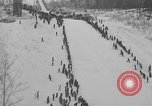 Image of Eastern skiing championship Gilford Laconia New Hampshire USA, 1941, second 5 stock footage video 65675072850