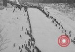 Image of Eastern skiing championship Gilford Laconia New Hampshire USA, 1941, second 6 stock footage video 65675072850