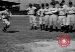 Image of Detroit Tigers baseball team Spring Training Lakeland Florida USA, 1941, second 12 stock footage video 65675072851