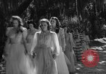 Image of beauty pageant Palatka Florida USA, 1941, second 8 stock footage video 65675072854