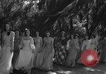 Image of beauty pageant Palatka Florida USA, 1941, second 11 stock footage video 65675072854