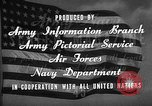 Image of American 100th Infantry Battalion Italy, 1945, second 11 stock footage video 65675072896