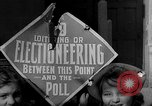 Image of Presidential election United States USA, 1944, second 2 stock footage video 65675072899