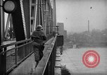 Image of Ludendorff Bridge Remagen Germany, 1945, second 9 stock footage video 65675072903