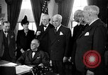 Image of US delegation to UN Security Conference Washington DC USA, 1944, second 1 stock footage video 65675072904