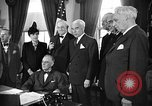 Image of US delegation to UN Security Conference Washington DC USA, 1944, second 2 stock footage video 65675072904