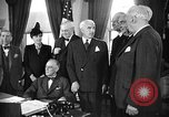 Image of US delegation to UN Security Conference Washington DC USA, 1944, second 4 stock footage video 65675072904