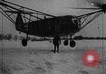 Image of Fa 223 helicopter Germany, 1942, second 6 stock footage video 65675072918