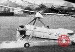 Image of Prototype C.30  G-ACFI Cierva wingless autogiro London England United Kingdom, 1934, second 1 stock footage video 65675072920