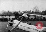 Image of Prototype C.30  G-ACFI Cierva wingless autogiro London England United Kingdom, 1934, second 4 stock footage video 65675072920