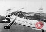 Image of Prototype C.30  G-ACFI Cierva wingless autogiro London England United Kingdom, 1934, second 5 stock footage video 65675072920