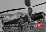 Image of crashed landing Paris France, 1928, second 11 stock footage video 65675072945