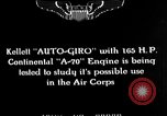 Image of Kellett autogyro United States USA, 1928, second 10 stock footage video 65675072946