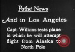 Image of aircraft testing Los Angeles California USA, 1928, second 12 stock footage video 65675072947