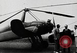 Image of autogyro Chicago Illinois USA, 1930, second 11 stock footage video 65675072960