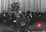 Image of Iron Curtain in Sinews of Peace speech Fulton Missouri USA, 1946, second 2 stock footage video 65675072963
