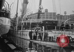 Image of Burned Presidential yacht Mayflower Philadelphia Pennsylvania USA, 1931, second 12 stock footage video 65675072969