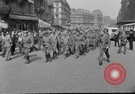 Image of allied prisoners Paris France, 1944, second 8 stock footage video 65675072986
