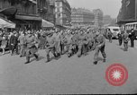 Image of allied prisoners Paris France, 1944, second 9 stock footage video 65675072986