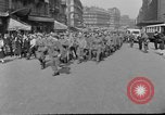 Image of allied prisoners Paris France, 1944, second 11 stock footage video 65675072986