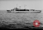 Image of German Minelayer English Channel, 1944, second 5 stock footage video 65675072998