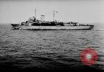 Image of German Minelayer English Channel, 1944, second 6 stock footage video 65675072998