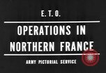 Image of Allied Invasion France, 1944, second 3 stock footage video 65675073005