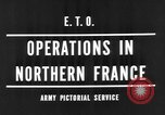 Image of Allied Invasion France, 1944, second 4 stock footage video 65675073005