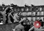 Image of German capitulation Paris France, 1944, second 1 stock footage video 65675073009