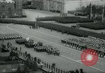 Image of Russian troops Moscow Russia Soviet Union, 1965, second 8 stock footage video 65675073017
