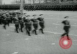 Image of Russian troops Moscow Russia Soviet Union, 1965, second 11 stock footage video 65675073017