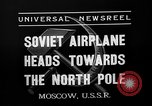 Image of Russian airmen Moscow Russia Soviet Union, 1937, second 12 stock footage video 65675073020