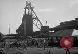 Image of coal miners strike Wilsonville Illinois USA, 1937, second 10 stock footage video 65675073024