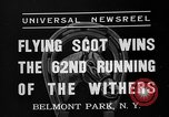 Image of Withers Stakes New York United States USA, 1937, second 2 stock footage video 65675073029