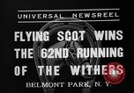 Image of Withers Stakes New York United States USA, 1937, second 3 stock footage video 65675073029