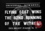 Image of Withers Stakes New York United States USA, 1937, second 12 stock footage video 65675073029
