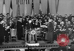 Image of Harry S Truman Waco Texas USA, 1947, second 9 stock footage video 65675073031