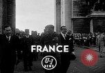 Image of Bernard L Montgomery France, 1947, second 4 stock footage video 65675073034