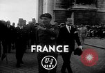 Image of Bernard L Montgomery France, 1947, second 5 stock footage video 65675073034