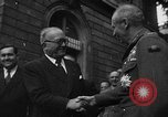 Image of Bernard L Montgomery France, 1947, second 10 stock footage video 65675073034