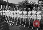 Image of Miss America contest Atlantic City New Jersey USA, 1947, second 6 stock footage video 65675073036