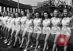 Image of Miss America contest Atlantic City New Jersey USA, 1947, second 7 stock footage video 65675073036