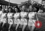 Image of Miss America contest Atlantic City New Jersey USA, 1947, second 8 stock footage video 65675073036