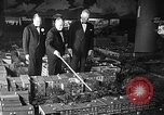Image of scale model Philadelphia Pennsylvania USA, 1947, second 9 stock footage video 65675073037