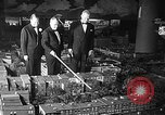 Image of scale model Philadelphia Pennsylvania USA, 1947, second 10 stock footage video 65675073037