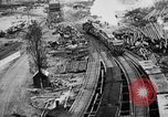 Image of Supply port and rail for Army base section 2 Bordeaux France, 1918, second 3 stock footage video 65675073058