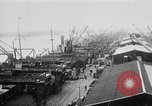 Image of negro stevedores World War 1 Bordeaux France, 1918, second 1 stock footage video 65675073059