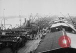 Image of negro stevedores World War 1 Bordeaux France, 1918, second 2 stock footage video 65675073059