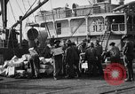 Image of World War 1 Army Base Section 2 cargo operations Bordeaux France, 1918, second 2 stock footage video 65675073060